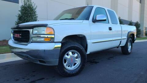 2002 GMC Sierra 1500 for sale at Global Imports Auto Sales in Buford GA