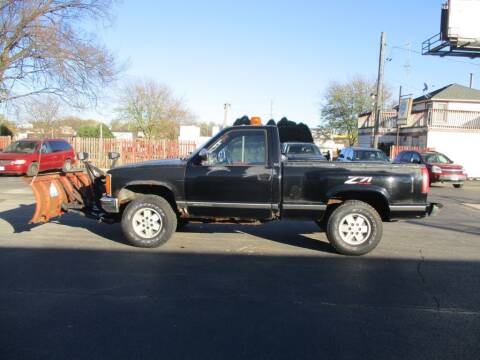 1990 GMC Sierra 1500 for sale at KEY USED CARS LTD in Crystal Lake IL