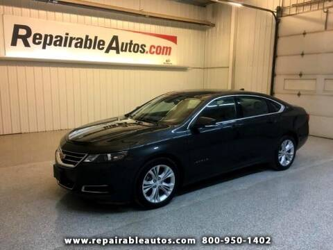 2014 Chevrolet Impala for sale at Ken's Auto in Strasburg ND