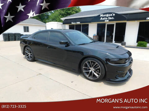 2018 Dodge Charger for sale at Morgan's Auto Inc in Paoli IN