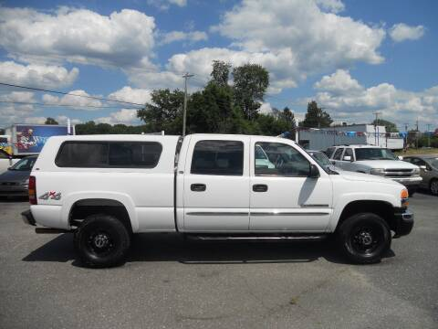 2007 GMC Sierra 2500HD Classic for sale at All Cars and Trucks in Buena NJ