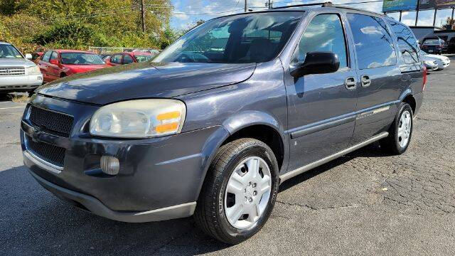 2008 Chevrolet Uplander for sale at Tri City Auto Mart in Lexington KY