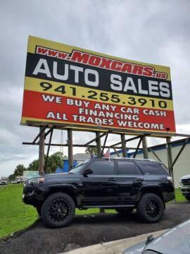 2016 Toyota 4Runner for sale at Mox Motors in Port Charlotte FL