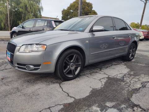 2007 Audi A4 for sale at Peter Kay Auto Sales in Alden NY