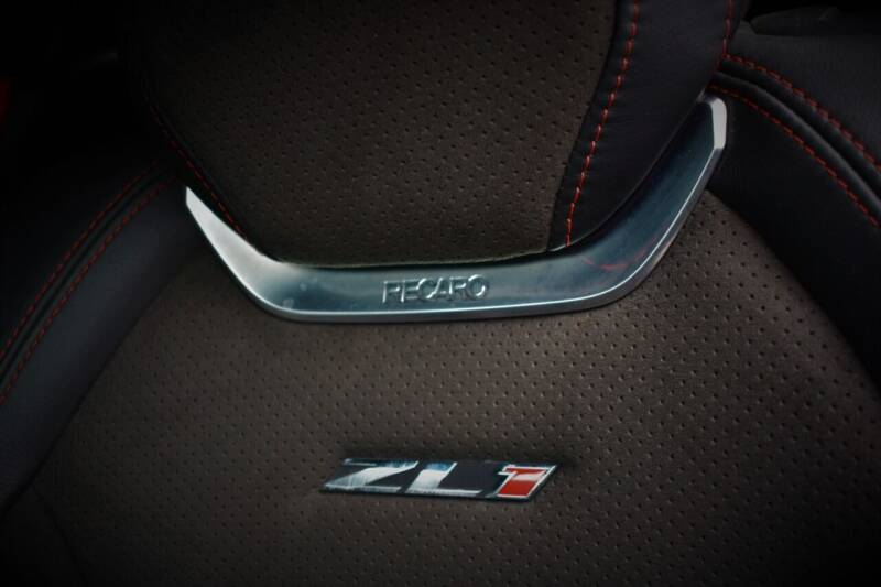 2020 Chevrolet Camaro ZL1 2dr Coupe - Miami FL