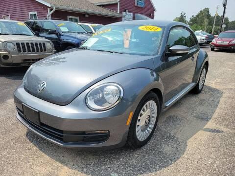 2014 Volkswagen Beetle for sale at Hwy 13 Motors in Wisconsin Dells WI