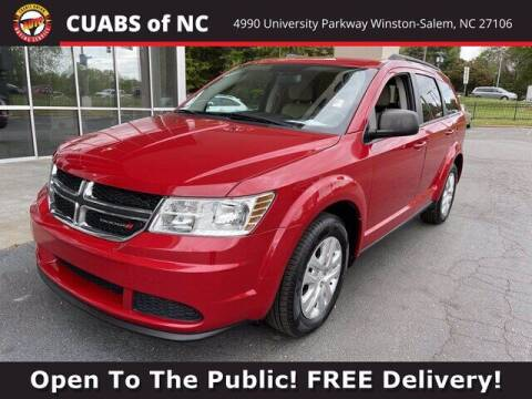 2017 Dodge Journey for sale at Credit Union Auto Buying Service in Winston Salem NC