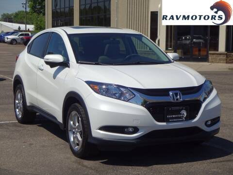 2017 Honda HR-V for sale at RAVMOTORS 2 in Crystal MN