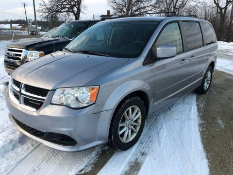 2013 Dodge Grand Caravan for sale at Dependable Auto in Fort Atkinson WI