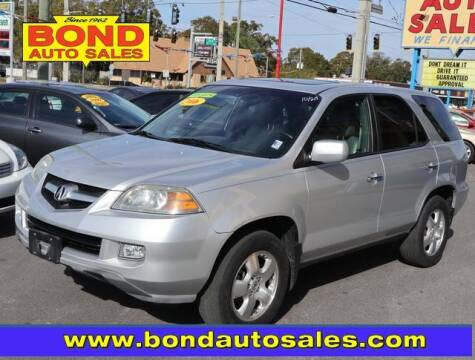 2006 Acura MDX for sale at Bond Auto Sales in St Petersburg FL