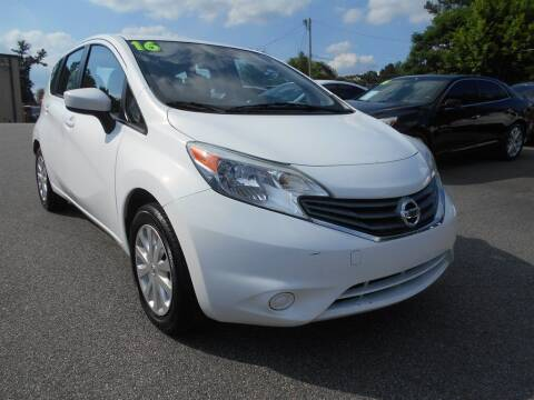 2016 Nissan Versa Note for sale at AutoStar Norcross in Norcross GA