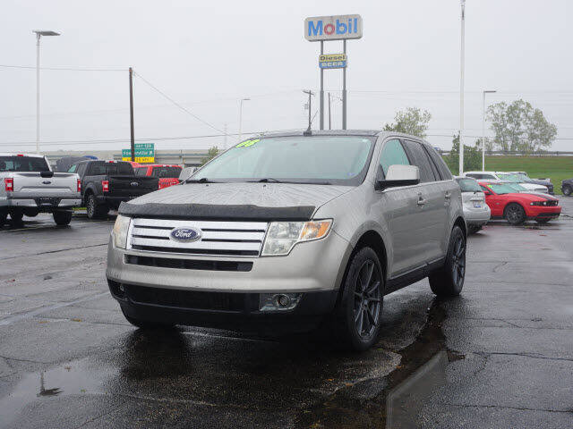 2008 Ford Edge for sale at FOWLERVILLE FORD in Fowlerville MI