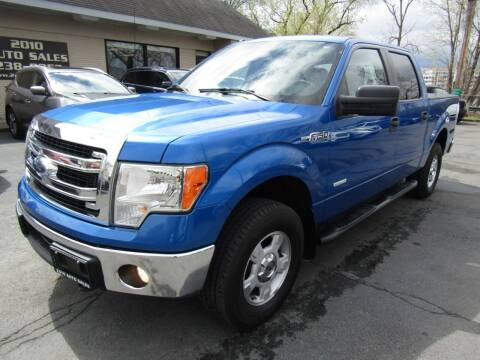 2014 Ford F-150 for sale at 2010 Auto Sales in Troy NY