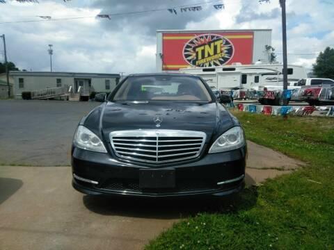 2013 Mercedes-Benz S-Class for sale at AUTOPLEX 528 LLC in Huntsville AL