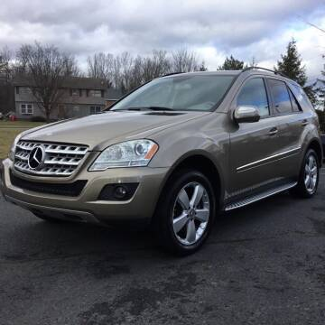 2009 Mercedes-Benz M-Class for sale at R & R Motors in Queensbury NY