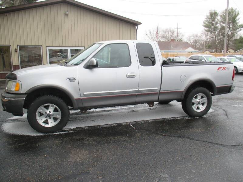 2003 Ford F-150 for sale at Home Street Auto Sales in Mishawaka IN
