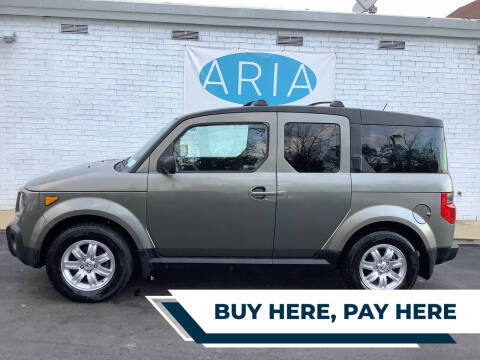 2007 Honda Element for sale at ARIA  AUTO  SALES in Raleigh NC