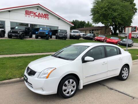 2011 Nissan Sentra for sale at Efkamp Auto Sales LLC in Des Moines IA