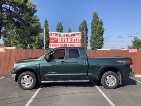 2008 Toyota Tundra for sale at Flagstaff Auto Outlet in Flagstaff AZ