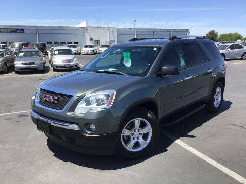 2011 GMC Acadia for sale at My Three Sons Auto Sales in Sacramento CA