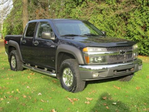 2007 Chevrolet Colorado for sale at Longs Automobile Emporium Inc in Atwater OH