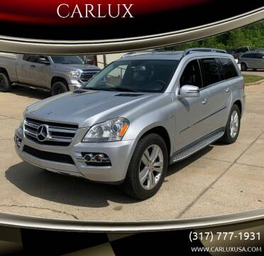 2011 Mercedes-Benz GL-Class for sale at CARLUX in Fortville IN