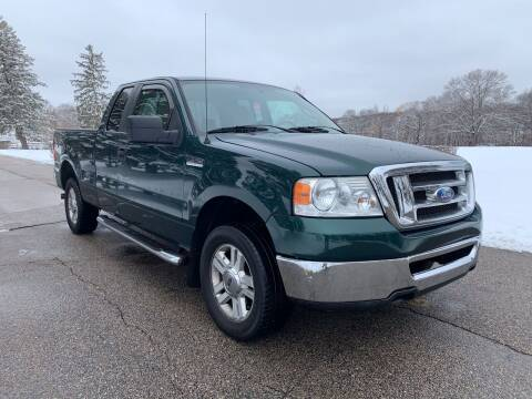 2008 Ford F-150 for sale at 100% Auto Wholesalers in Attleboro MA