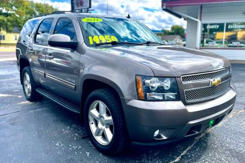 2011 Chevrolet Tahoe for sale at Island Auto in Grand Island NE