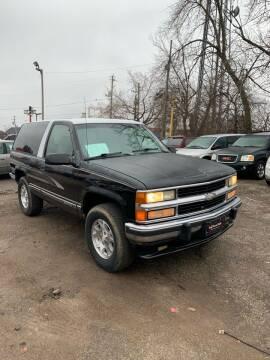 1994 Chevrolet Blazer for sale at Big Bills in Milwaukee WI