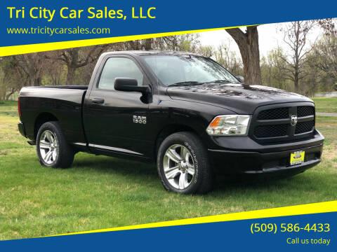 2013 RAM Ram Pickup 1500 for sale at Tri City Car Sales, LLC in Kennewick WA