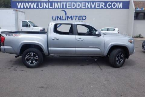 2016 Toyota Tacoma for sale at Unlimited Auto Sales in Denver CO