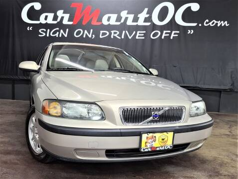 2003 Volvo V70 for sale at CarMart OC in Costa Mesa, Orange County CA