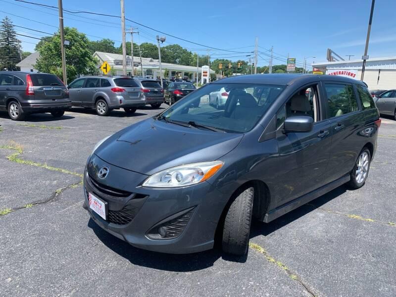 2012 Mazda MAZDA5 for sale in Attleboro, MA