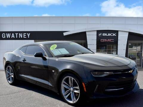 2018 Chevrolet Camaro for sale at DeAndre Sells Cars in North Little Rock AR