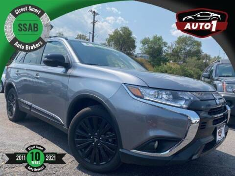2020 Mitsubishi Outlander for sale at Street Smart Auto Brokers in Colorado Springs CO