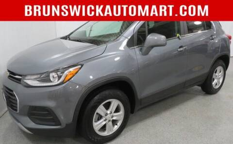 2019 Chevrolet Trax for sale at Brunswick Auto Mart in Brunswick OH