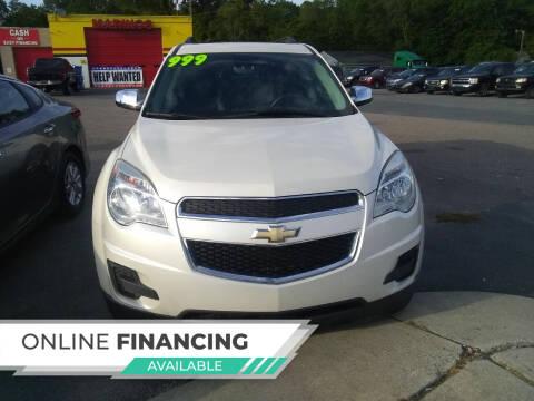 2014 Chevrolet Equinox for sale at Marino's Auto Sales in Laurel DE