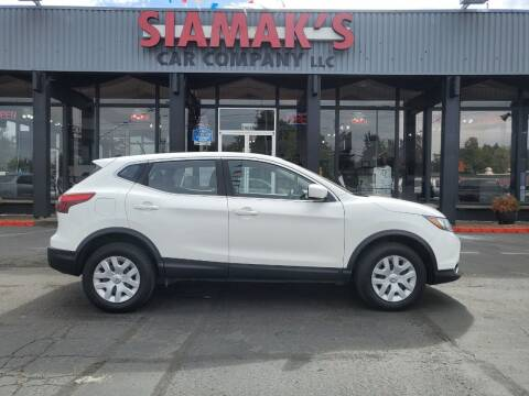 2018 Nissan Rogue Sport for sale at Siamak's Car Company llc in Salem OR