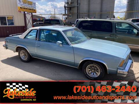 1979 Chevrolet Malibu for sale at Lakeside Auto & Sports in Garrison ND