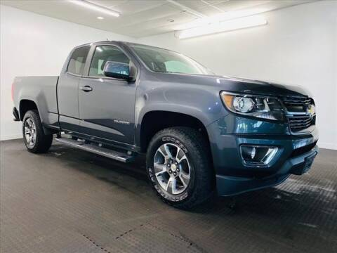 2017 Chevrolet Colorado for sale at Champagne Motor Car Company in Willimantic CT