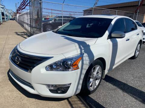 2013 Nissan Altima for sale at The PA Kar Store Inc in Philladelphia PA