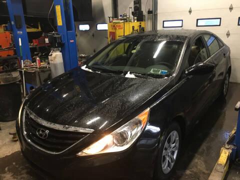 2012 Hyundai Sonata for sale at Mikes Auto Center INC. in Poughkeepsie NY