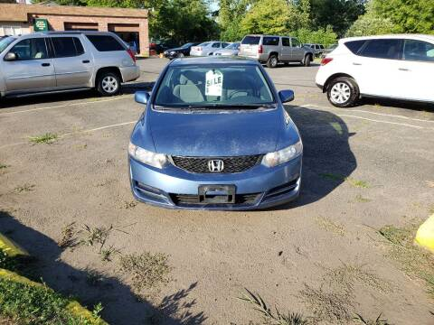 2010 Honda Civic for sale at Balfour Motors in Agawam MA