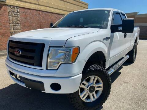 2009 Ford F-150 for sale at Gwinnett Luxury Motors in Buford GA