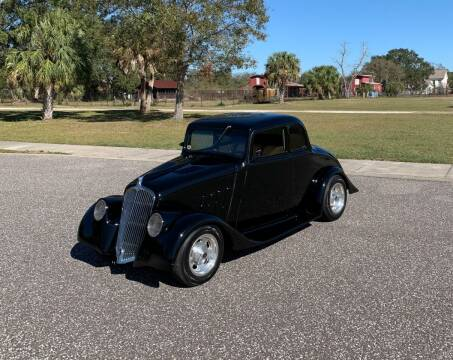 1933 Willys Model 77 Street Rod for sale at P J'S AUTO WORLD-CLASSICS in Clearwater FL