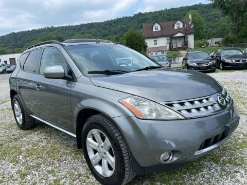 2007 Nissan Murano for sale at Ron Motor Inc. in Wantage NJ