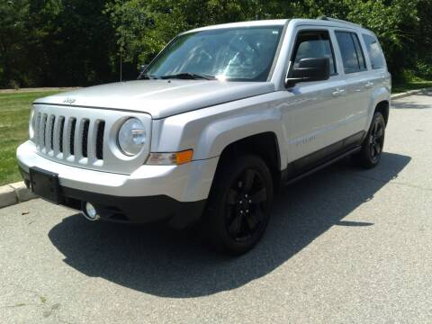 2013 Jeep Patriot for sale at Jan Auto Sales LLC in Parsippany NJ