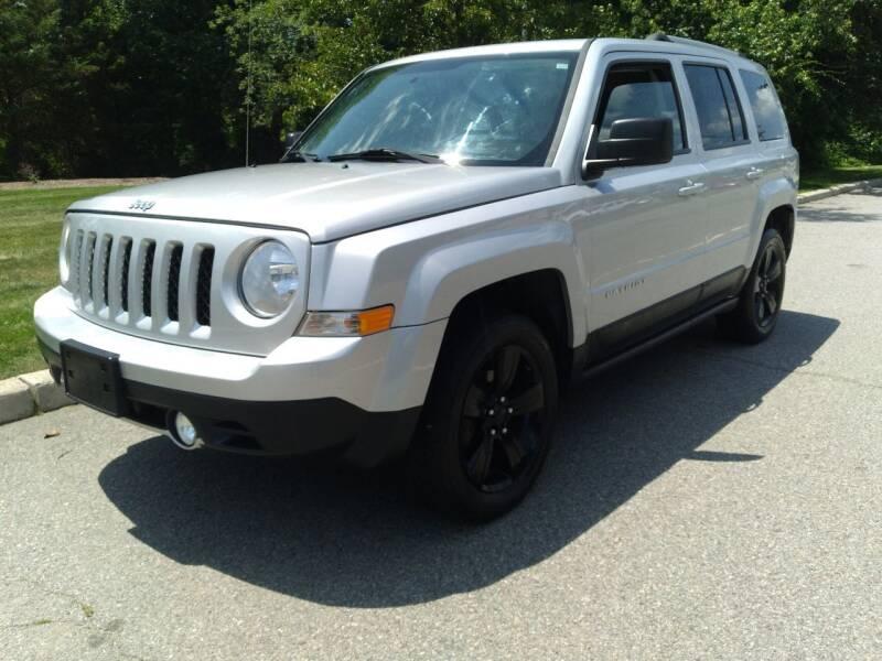2013 Jeep Patriot for sale in Parsippany, NJ