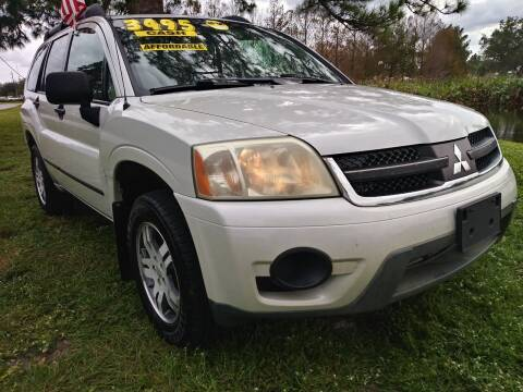 2006 Mitsubishi Endeavor for sale at AFFORDABLE AUTO SALES OF STUART in Stuart FL