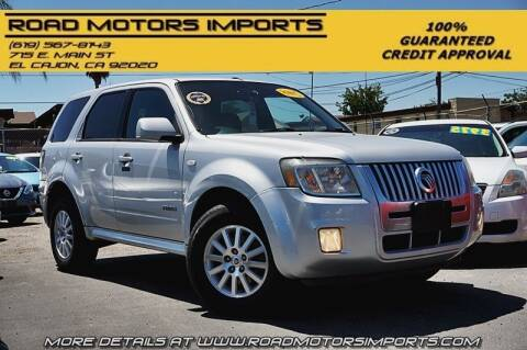 2008 Mercury Mariner for sale at Road Motors Imports in El Cajon CA